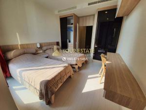 For RentCondoWitthayu,Ploenchit  ,Langsuan : Luxury Condo for Rent - Noble Ploenchit - 64 sqm. 2 bedrooms, 32nd floor.