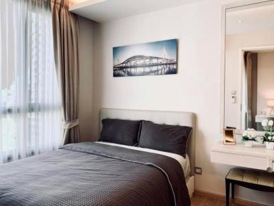 For RentCondoSukhumvit, Asoke, Thonglor : 3099-A😊 For RENT 1 bedroom for rent 🚄 near BTS Phrom Phong 🏢 H Sukhumvit 43 H Sukhumvit 43🔔 Area: 43.00 sq.m. Rent: 34,000 ฿ 📞O88-7984117, O65-9423251✅LineID: @sureresidence