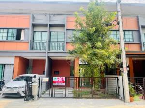 For SaleTownhouseAyutthaya : 2-storey townhome for sale, Siri Place Navanakorn, next to Nava Nakorn, next to Nava Nakorn Plant, Phaholyothin Road