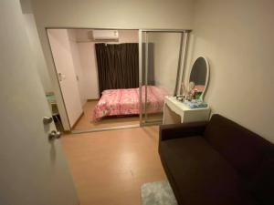 For SaleCondoRangsit, Patumtani : 150. Condo for sale Plum Condo (Rangsit) Phase 2, corner room, behind the elevator, pool view.