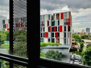 For SaleCondoSukhumvit, Asoke, Thonglor : Brand new 1 bedroom for sale at Taka Haus