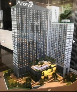 Sale DownCondoBangna, Lasalle, Bearing : Condo sales down, big room, beautiful position