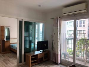 For RentCondoBang Sue, Wong Sawang : Cheapest in the area...‼️ For rent, The Key Prachachuen, 32 square meters, only 8,000 baht!!️