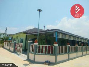 For SaleHouseKorat KhaoYai Pak Chong : House for sale 72 square meters, Parichat village, Kham Thale, Nakhon Ratchasima.