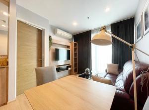 For RentCondoOnnut, Udomsuk : (For Rent) Rhythm Sukhumvit 50 Nice room near BTS On Nut