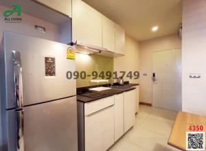 For RentCondoSukhumvit, Asoke, Thonglor : Condo for rent Tree Condo Ekamai, beautiful room, ready to move in.