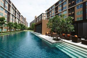 For SaleCondoRangsit, Patumtani : Urgent sale !! D Condo Campus Resort Rangsit Building A Phase 1 below cost (D Condo Campus Resort Rangsit)