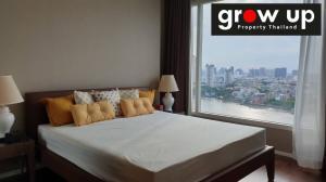 เช่าคอนโดพระราม 3 สาธุประดิษฐ์ : GPR10607 เช่าถูก ⚡️Menam Residences💰เช่าถูก 35,000  bath💥 Hot Price