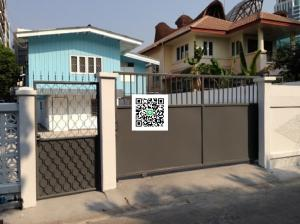 For RentHouseVipawadee, Don Mueang, Lak Si : House for rent Vibhavadi Rangsit 5 intersection 1-2.
