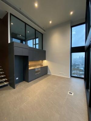 For SaleCondoSilom, Saladaeng, Bangrak : SALE | The Loft Silom📍 2Bedroom Duplex 54.49 sq.m. 18fl. | Price 14.1 mb. ( contact 0659826412 )