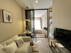 For RentCondoOnnut, Udomsuk : Rent !! Knightsbridge Prime On Nut 1 bedroom 28th floor 18,000 baht
