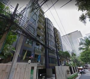 For RentCondoSathorn, Narathiwat : Collezio Sathorn Phiphat, ready to move in, 45 sqm, starting price 26000 baht
