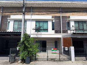 เช่าทาวน์เฮ้าส์/ทาวน์โฮมสำโรง สมุทรปราการ : ให้เช่า ทาวน์โฮม โมดิวิลล่า บางนา(Modi Villa Bangna) ซอยABACบางนา บางนา-ตราด กม.26 บ้านสภาพใหม่ พร้อมเฟอร์นิเจอร์