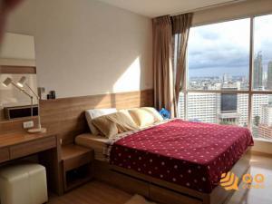 For RentCondoSathorn, Narathiwat : For rent Rhythm Sathorn - 2 Bed, size 66 sq.m., Beautiful room, fully furnished.