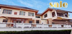 ขายบ้านนครปฐม พุทธมณฑล ศาลายา : บ้านเดี่ยวสร้างเอง 188 ตารางวา พุทธมณฑลสาย 1 ซอย 51 แขวงฉิมพลี เขตตลิ่งชัน เข้าซอยแค่ 100 เมตร