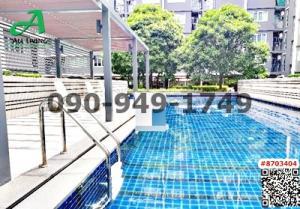 For RentCondoPattanakan, Srinakarin : Condo for rent D Condo Onnut-Suvarnabhumi ready to move in.