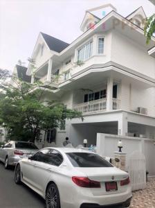 For SaleHouseSamrong, Samut Prakan : House for rent and sale at Fantasia Villa 3 Sukhumvit Bearing