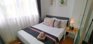 For SaleCondoRamkhamhaeng Nida, Seri Thai : ✅ Sale Lumpini Condo Town Nida-Serithai, size 23 sq m, fully furnished ✅