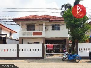 For SaleHouseAyutthaya : House for sale Phra Pin 9 Village, Rojana, Ayutthaya