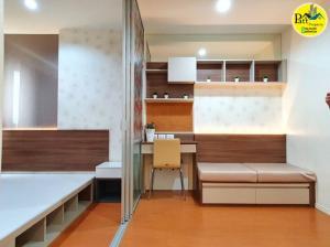 For SaleCondoBangna, Lasalle, Bearing : 🔥 Cheap sale, Condo Lumpini Mega City Bangna, 23 sqm., 1 bedroom, 6th floor, ready to sell immediately, Phatra 093-5462979