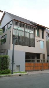 For SaleHouseYothinpattana,CDC : Single house Private Nirvana Residence Plot 5 Zone East 70.9 sq m, Soi Yothin Phatthana 11, new house
