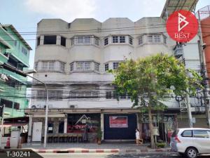 For SaleShophouseEakachai, Bang Bon : Commercial building for sale, area 16.8 square meters, Khanna Yao, Bangkok.