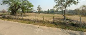 For SaleLandChiang Mai : Land for sale Near Louis intersection, Chiang Mai - near the new road project, ring 3