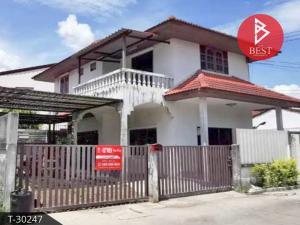 For SaleHousePattaya, Bangsaen, Chonburi : House for sale, area 49.0 square meters, Si Racha, Chonburi.