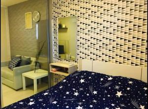 For RentCondoRattanathibet, Sanambinna : JSN520 Condo for rent, Aspire Rattanathibet 2, new studio room. Fully furnished The wind is very cool.
