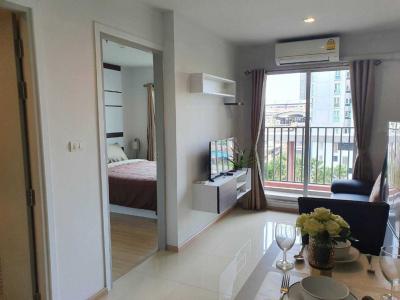 For RentCondoBang Sue, Wong Sawang : JSN528 Condo for rent, Rich Park @ Taopoon Interchange, beautiful room, good location.