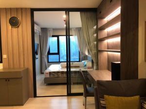 For RentCondoRama9, RCA, Petchaburi : 🔥 For rent, luxury condo, Life Asoke (Life Asoke), North, next to Makkasan Airport Link, MRT Petchaburi, new room