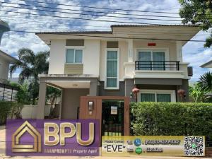 For RentHouseSamrong, Samut Prakan : ** Fully-Furnished 3 Bedrooms House for Rent **  The  Gallery Sukhumvit-Praksa