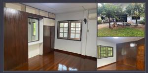 For RentHouseLadprao101, The Mall Bang Kapi : House for rent, area of 80 square meters, Soi Ladprao 122 (Mahadthai 1), only 300 meters from the mouth of the alley.