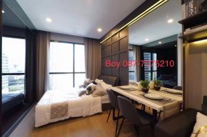 ขายคอนโดสยาม จุฬา สามย่าน : ขายด่วน ราคาดีสุด Ashton Chula-Silom ห้อง Studio 24.92 sq.m. ถูกสุดในตึก 5.99 ล้าน ออกค่าโอนให้ทั้งหมด