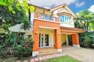 For SaleHouseRama5, Ratchapruek, Bangkruai : House for sale Ratchapruek Taling Chan Laddarom Ratchaphruek-Pinklao 95 sq m. Behind the garden project. Former model house