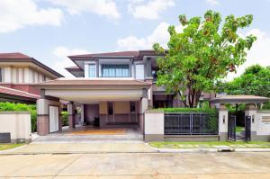 For SaleHousePinklao, Charansanitwong : 2 storey detached house for sale, Narasiri Pinklao - Sai 1 (Narasiri Pinklao - Sai 1) 121.9 square wa Phutthamonthon Sai 1 Rd.