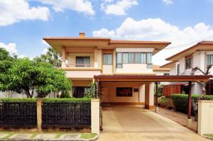 ขายบ้านแจ้งวัฒนะ เมืองทอง : ขายบ้านเดี่ยว  2 ชั้น  ม. บุราสิริ ราชพฤกษ์ - แจ้งวัฒนะ  เนื้อที่ 94.8  ตร.ว. สภาพสวย  พื้นที่สวนเยอะ