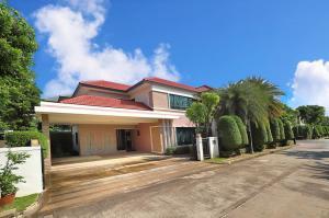 ขายบ้านพระราม 5 ราชพฤกษ์ บางกรวย : ขายบ้านเดี่ยวหรู ระดับ Luxury  โครงการ Grand Bangkok Boulevard (แกรนด์บางกอก บูเลอวาร์ด ) ราชพฤกษ์-รัตนาธิเบศร์  )   110.3 ตรว.  ติดถนนราชพฤกษ์    อดีตบ้านตัวอย่าง ไม่เคยเข้าอยู่   ตก