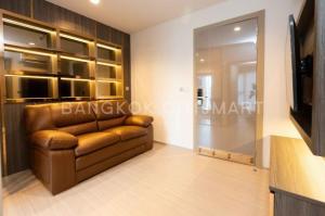 For RentCondoRama9, RCA, Petchaburi : For Rent: Life Asoke Rama9 🔥 1 bedroom, 1 bathroom, 32 sqm., Beautiful room, fully furnished
