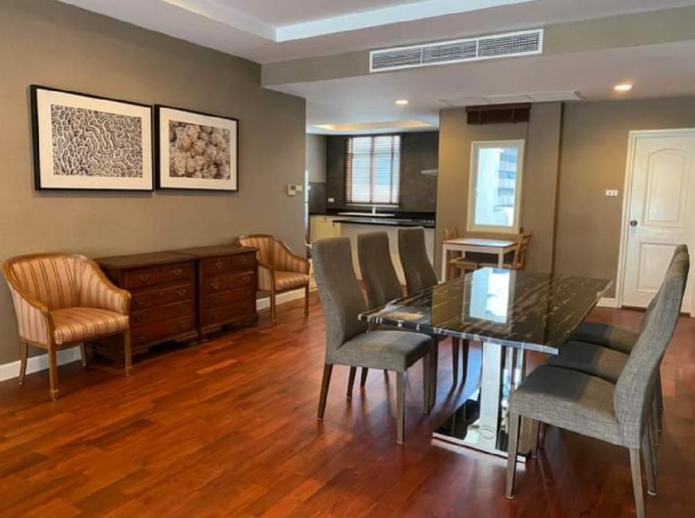 For RentCondoSathorn, Narathiwat : Newly Renovated ++ Low Rise Condo ++ Premium Project ++ Great Location ++ Baan Nunthasiri ++ Spacious Rooms ++ Near MRT Sathorn @ 80000 🔥