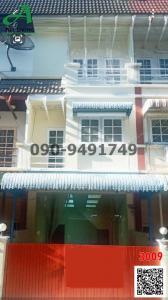 For RentTownhouseKaset Nawamin,Ladplakao : Townhouse for rent Ketnuti Garden Village Nawamin 137