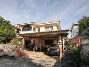 ขายบ้านสำโรง สมุทรปราการ : ขาย  บ้านเดี่ยว สรณ์สิริ ซอย  ขจรวิทย์ มังกร แพรกษาใหม่ id8449573