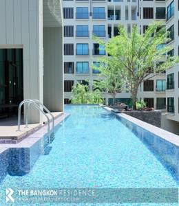 For SaleCondoSukhumvit, Asoke, Thonglor : Super Luxury Room!! Garden View Condo for Sale Near BTS Phrom Phong - Condolette Dwell @3.99MB