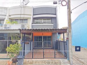 For SaleTownhouseBang kae, Phetkasem : 2-storey townhome, Phutthachat Village, Petchkasem Village, beautiful new renovated house, complete with only 1.69 million.