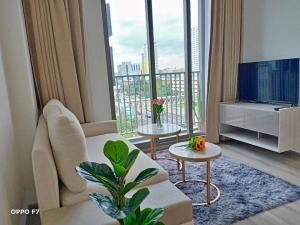 For RentCondoKasetsart, Ratchayothin : 2138-A😊 For RENT 1 bedroom for rent 🚄 near BTS Kasetsart University 🏢 Miti Chiva Kaset Station🔔 Area: 35.00 sq.m. 💲 Rent: 19,000 ฿ 📞O86-454O477, O99- 5919653✅LineID: @sureresidence