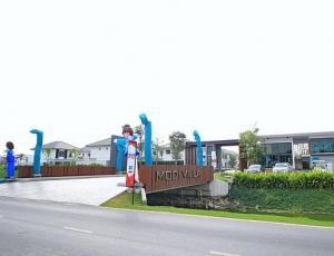 For RentHouseBangbuathong, Sainoi : House for rent, Modi Villa Village, Chaiyapruek