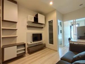For RentCondoRatchadapisek, Huaikwang, Suttisan : 🌈🌈 For rent - Centric Huay Kwang 1 bedroom.