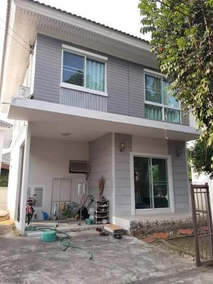 For RentHouseRamkhamhaeng,Min Buri, Romklao : House for rent Perfect Park. Romklao-Suvarnabhumi