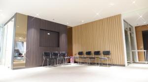 For RentOfficeNana, North Nana,Sukhumvit13, Soi Nana : BH894 office space for rent 500 sq m. In The Trendy building, convenient transportation, next to BTS Nana, Wattana District