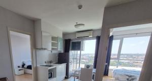 For RentCondoBang kae, Phetkasem : * Very special * 2 bedrooms * New room * Washing machine ready * Condo for rent Fuse Sense 'Bangkae